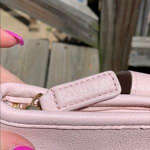 Talbots Bags - Talbots light pink leather crossbody bag